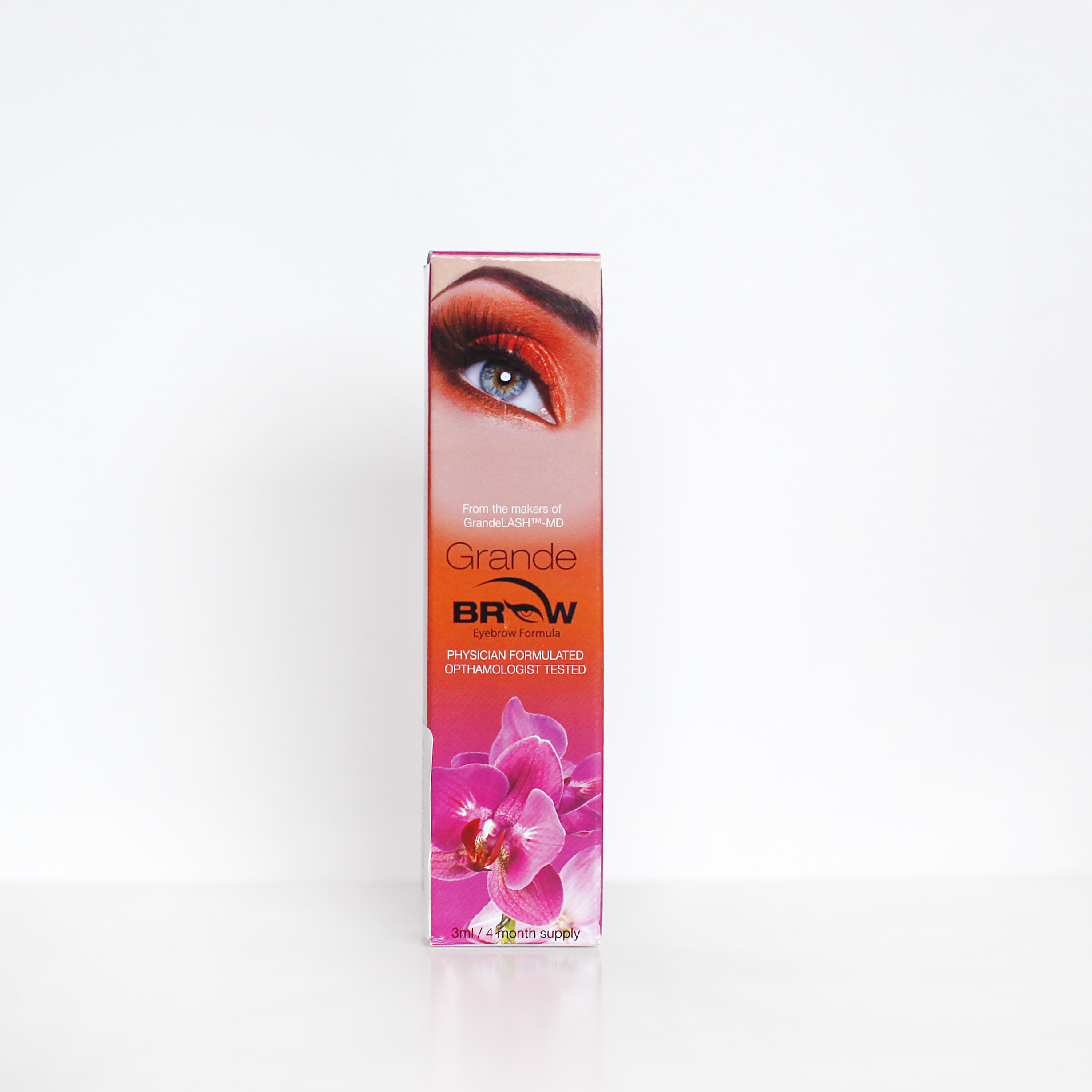 GrandeBROW Eyebrow Serum for Fuller Bolder Brows