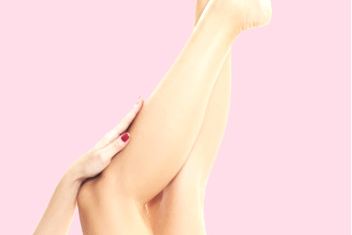 Full Body Leg and Brazilian Wax