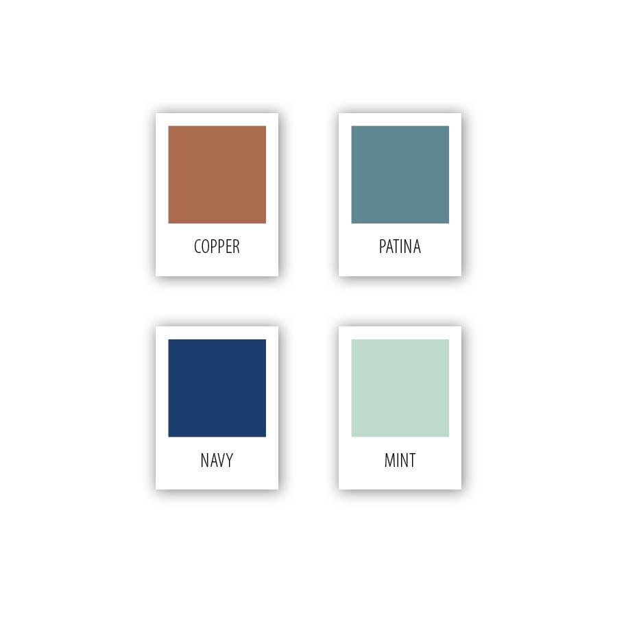 Rachel's Kitchen Color Palette