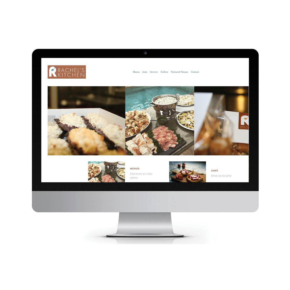 Rachel's Kitchen Website