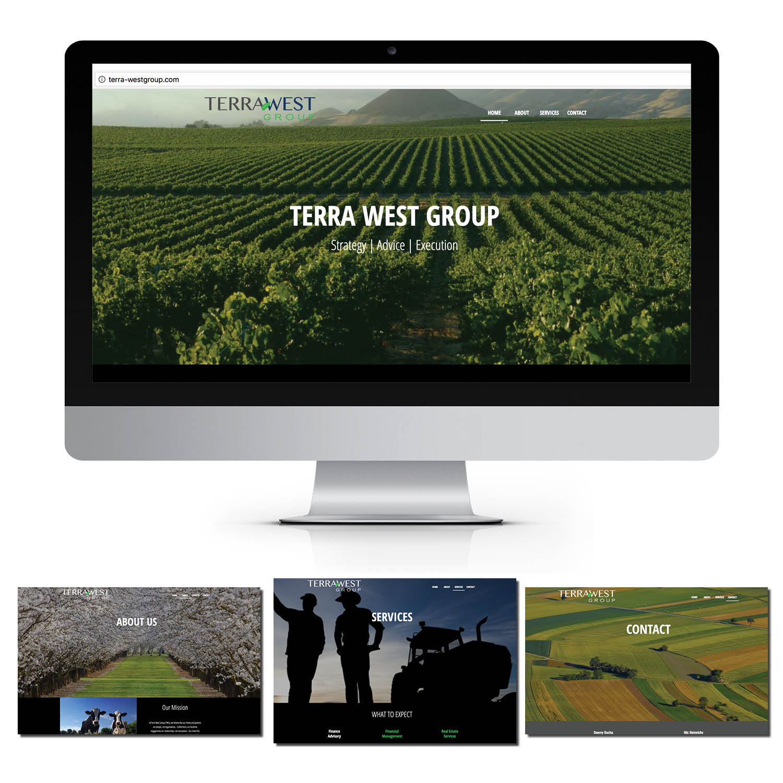 Terra West Group Website