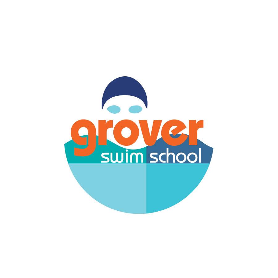 Grover Swim School Logo