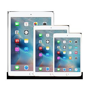 iPad screen repair