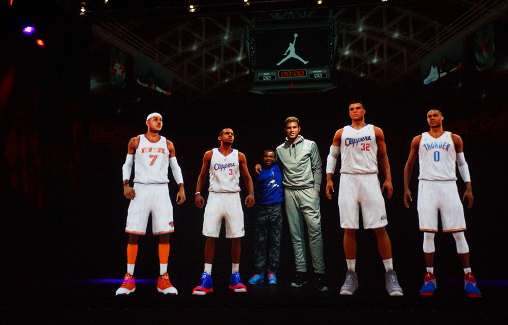 Nike All-Star Weekend Interactive Brand Experience