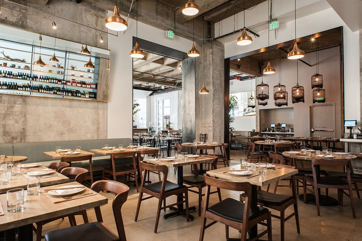 LA Eater - Eater Critic Bill Addison Includes Baroo and Cassia on Best New Restaurants List