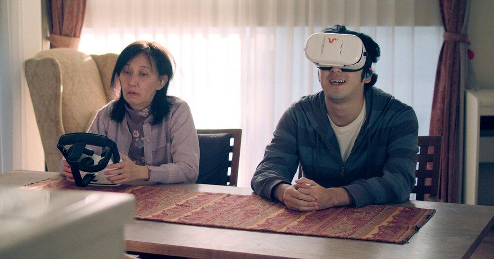 VR Workplace - Director: Yuki Takashima
