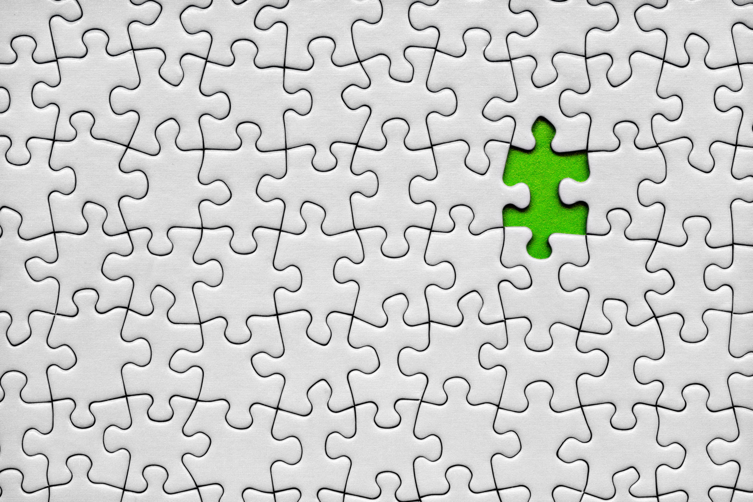 Do you have all the right pieces… - to accelerate your business