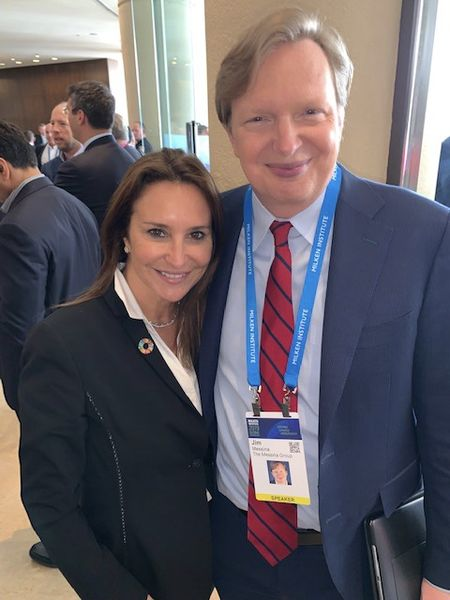 Jim Messina, CEO of The Messina Group, Obama 2012 Campaign Manager, and International Political Consultant.