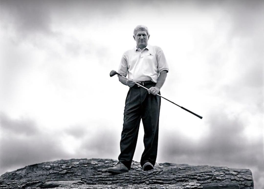 Elmore Just was a visionary who chased his dreams—whether building a course like no other, or building a company that is still successful today in crafting fine playable wooden golf clubs. He loved and lived his dreams, leaving a legacy behind for many to appreciate and enjoy still today.