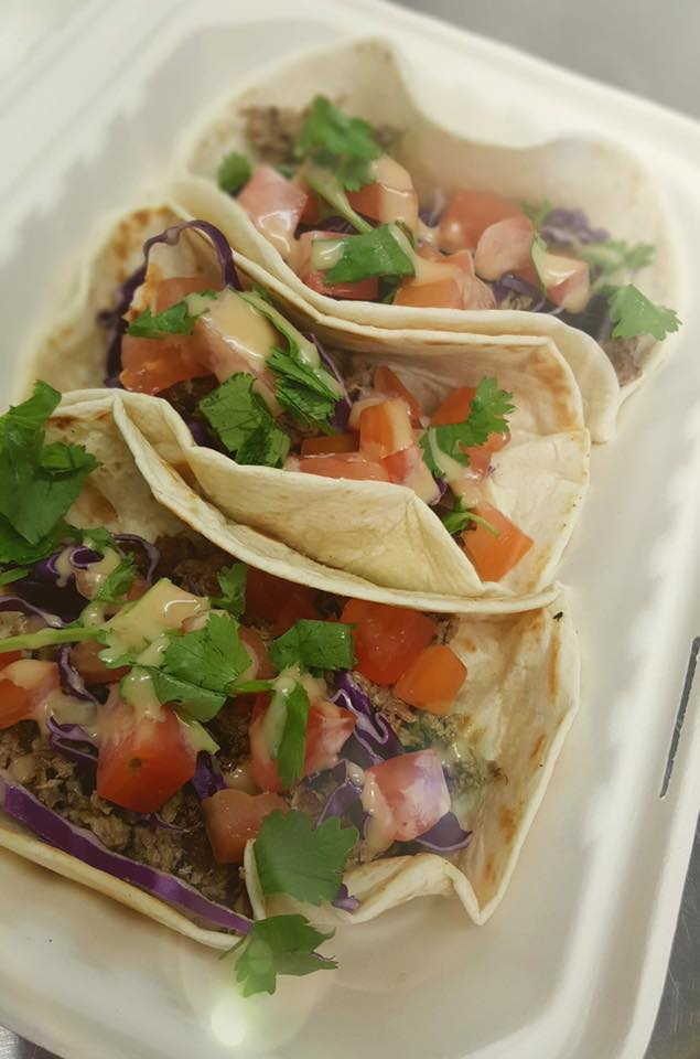 IMPOSSIBLE TACOS