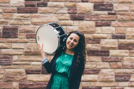 Nia Devetzis - Featured Performer, multi-percussionist