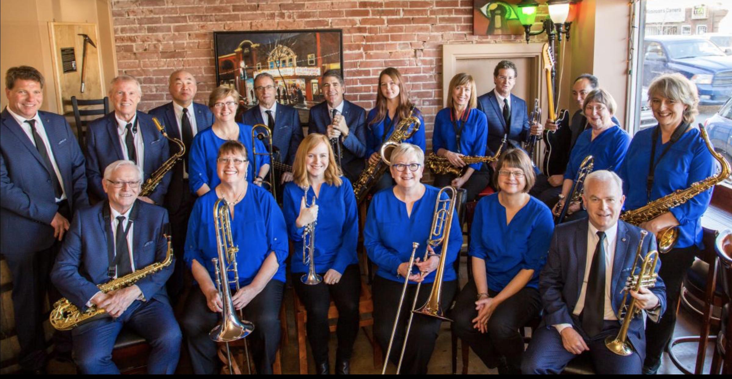 Midnight Blue Jazz Band - Featured Ensemble