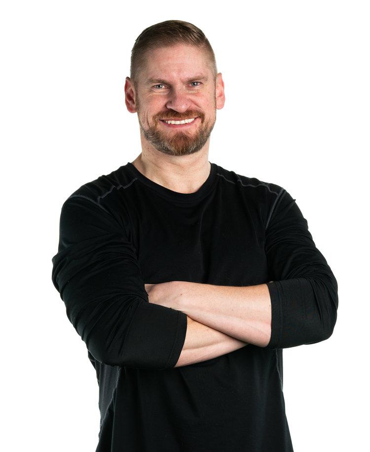 Carl MacDonald, Owner and Personal Trainer at CityFit Professional Training in Calgary Alberta