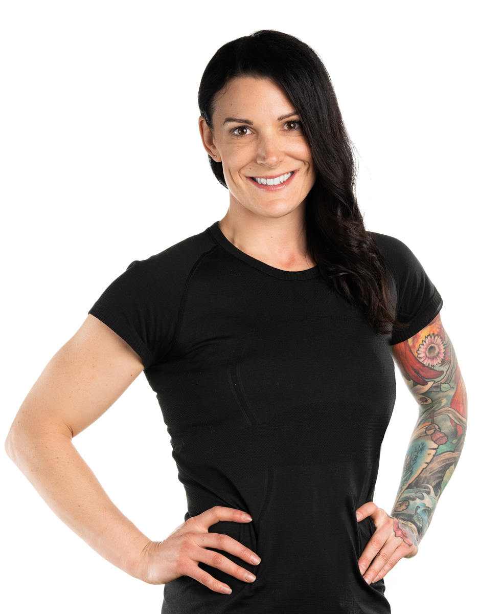 Kelsey Andries, Personal Trainer at CityFit Professional Training Calgary Alberta