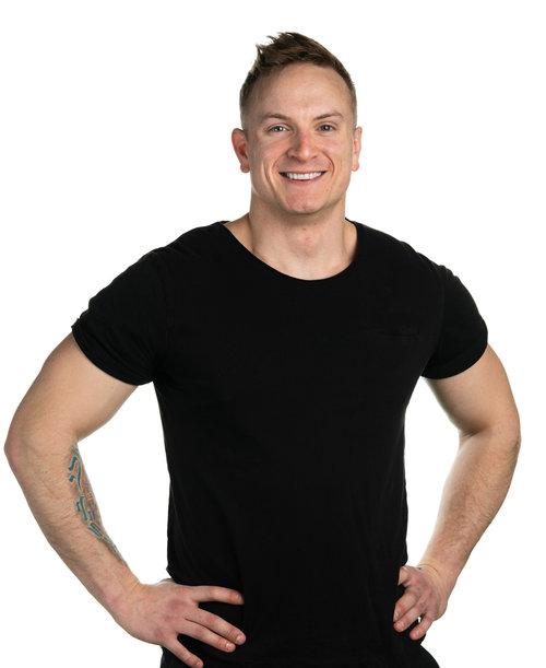 Josh Dech, Personal Trainer at CityFit Professional Training Calgary Alberta