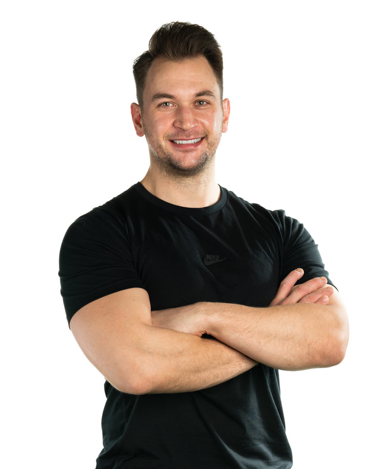 Luke Kosowan, Certified Personal Trainer at CityFit Gym in Calgary Alberta