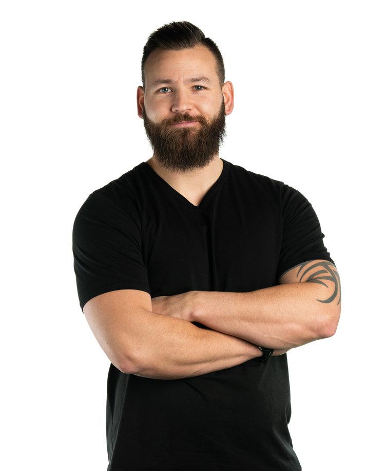 Dirk Dembroski, Certified Personal Trainer at CityFit Gym in Calgary Alberta