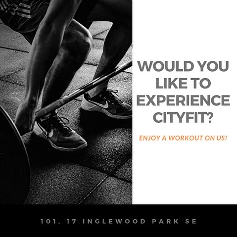 Interested in joining CityFit? We offer month to month open to the public memberships with no contracts or additional fees!⠀ ⠀ Your first drop-in is on us! We look forward to having you!⠀