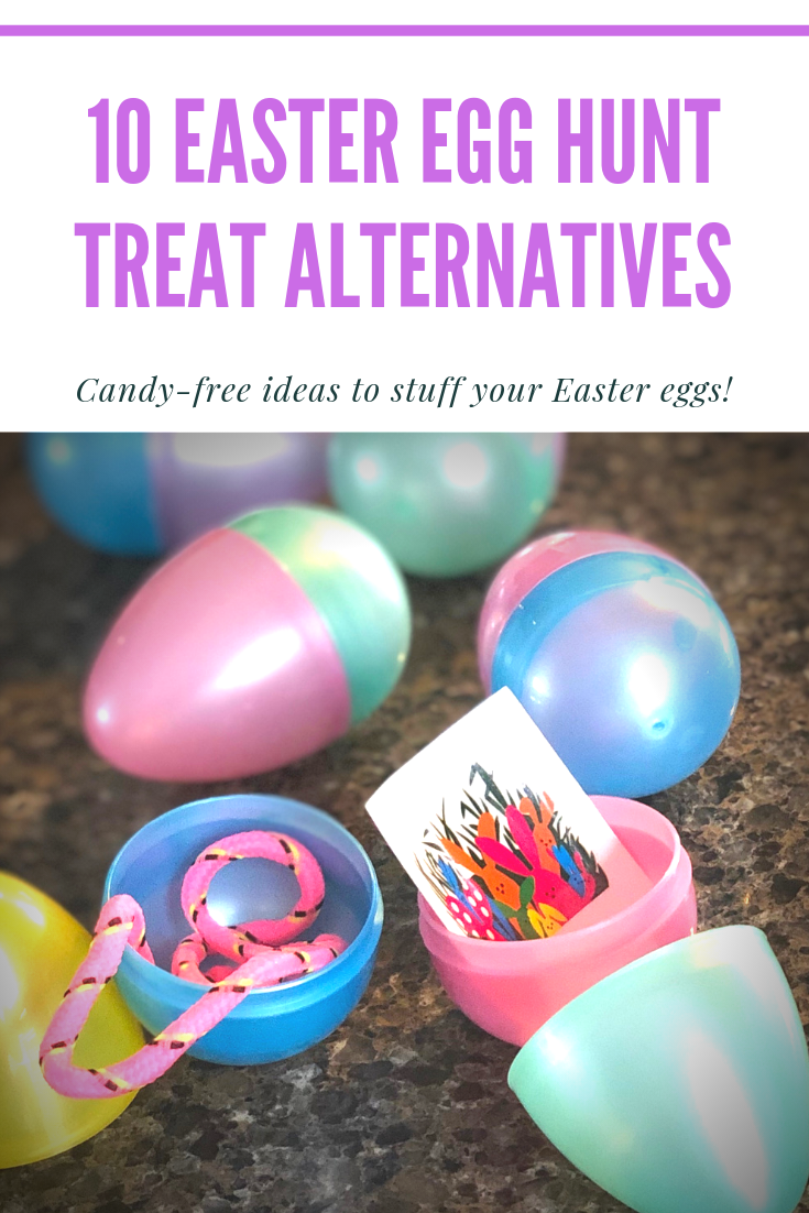 easter egg treats