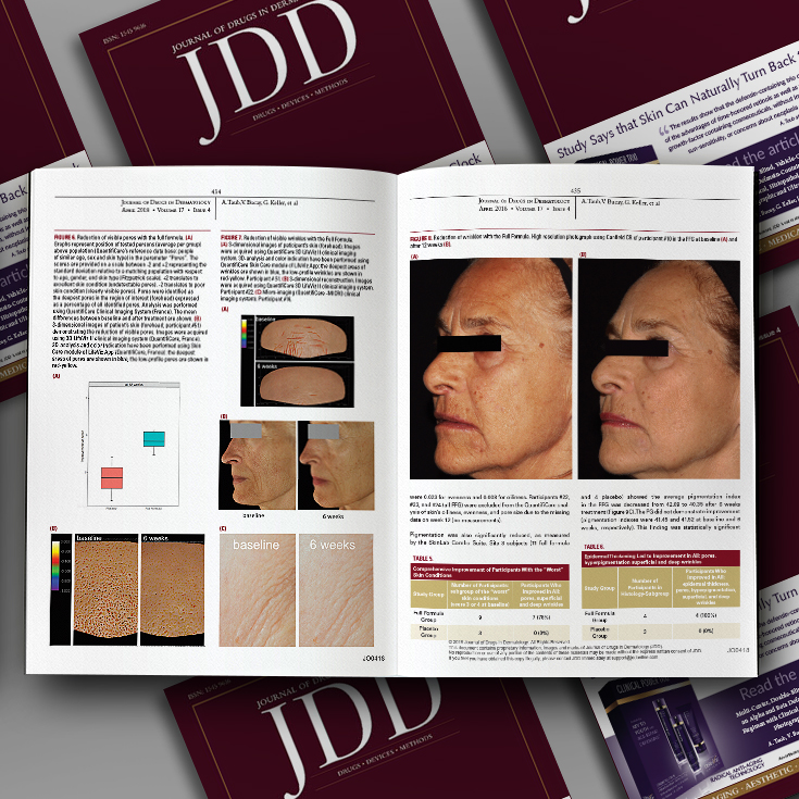 Click to read the study in the  Journal of Drugs in Dermatology