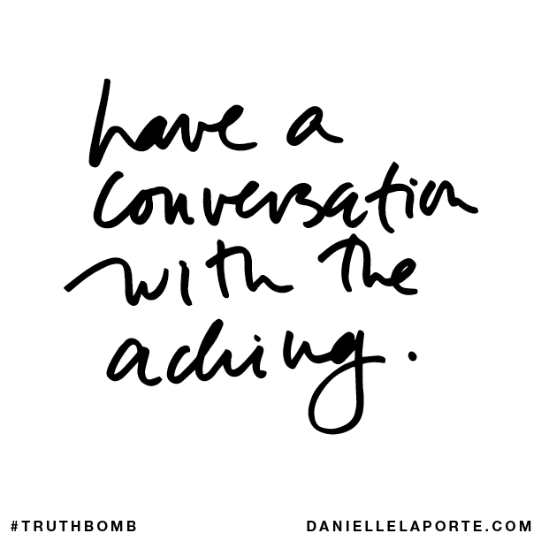 Have a conversation with the aching..png