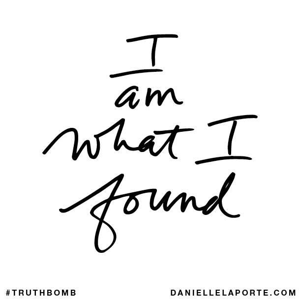 I am what I found..png