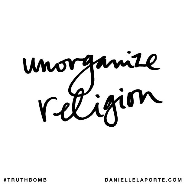 Unorganize religion..png