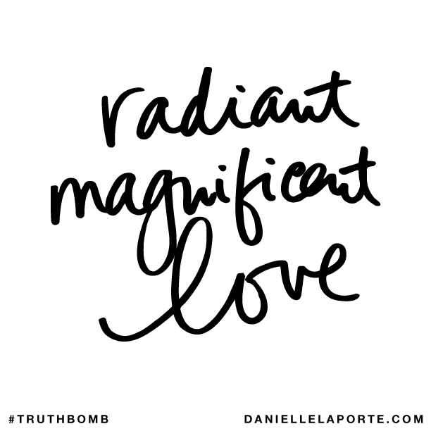 Radiant magnificent love..png