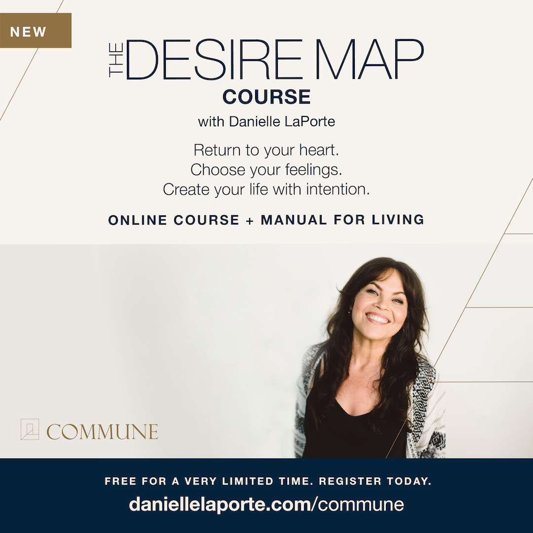The Desire Map with Danielle LaPorte