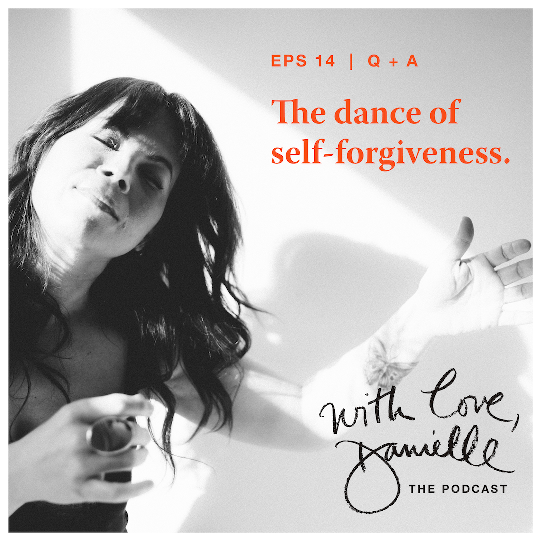 The dance of  self-forgiveness