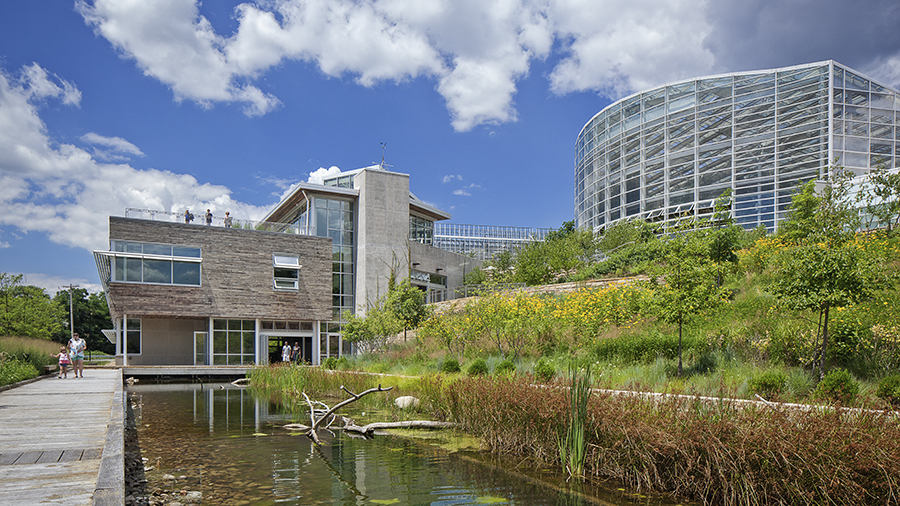 Phipps Conservatory - Center for Sustainable Landscapes, Phipps