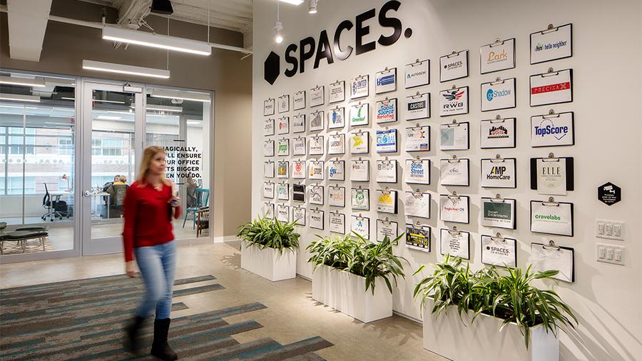 Spaces - Bakery Square Coworking, Regus