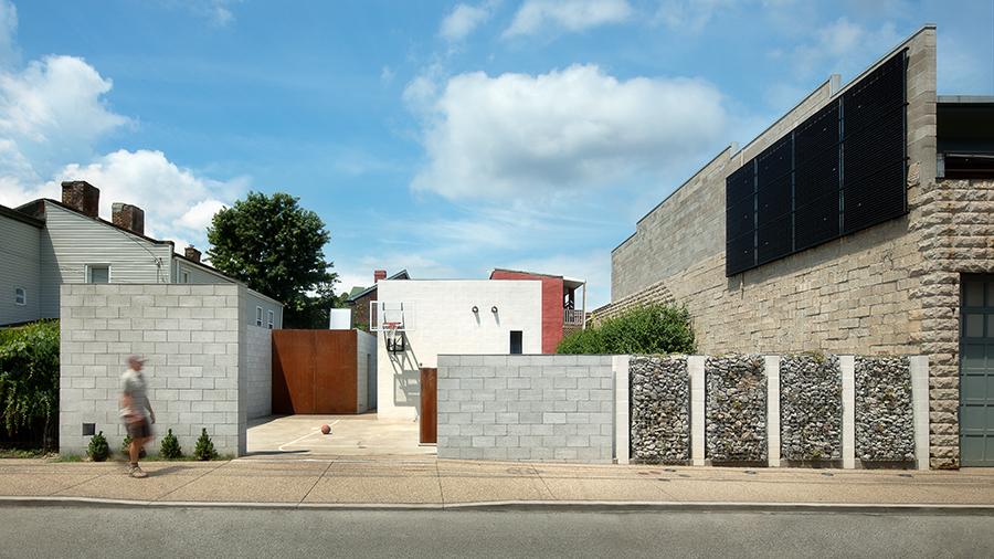 Pool Pavilion - Pittsburgh South Side, Studio D'arc
