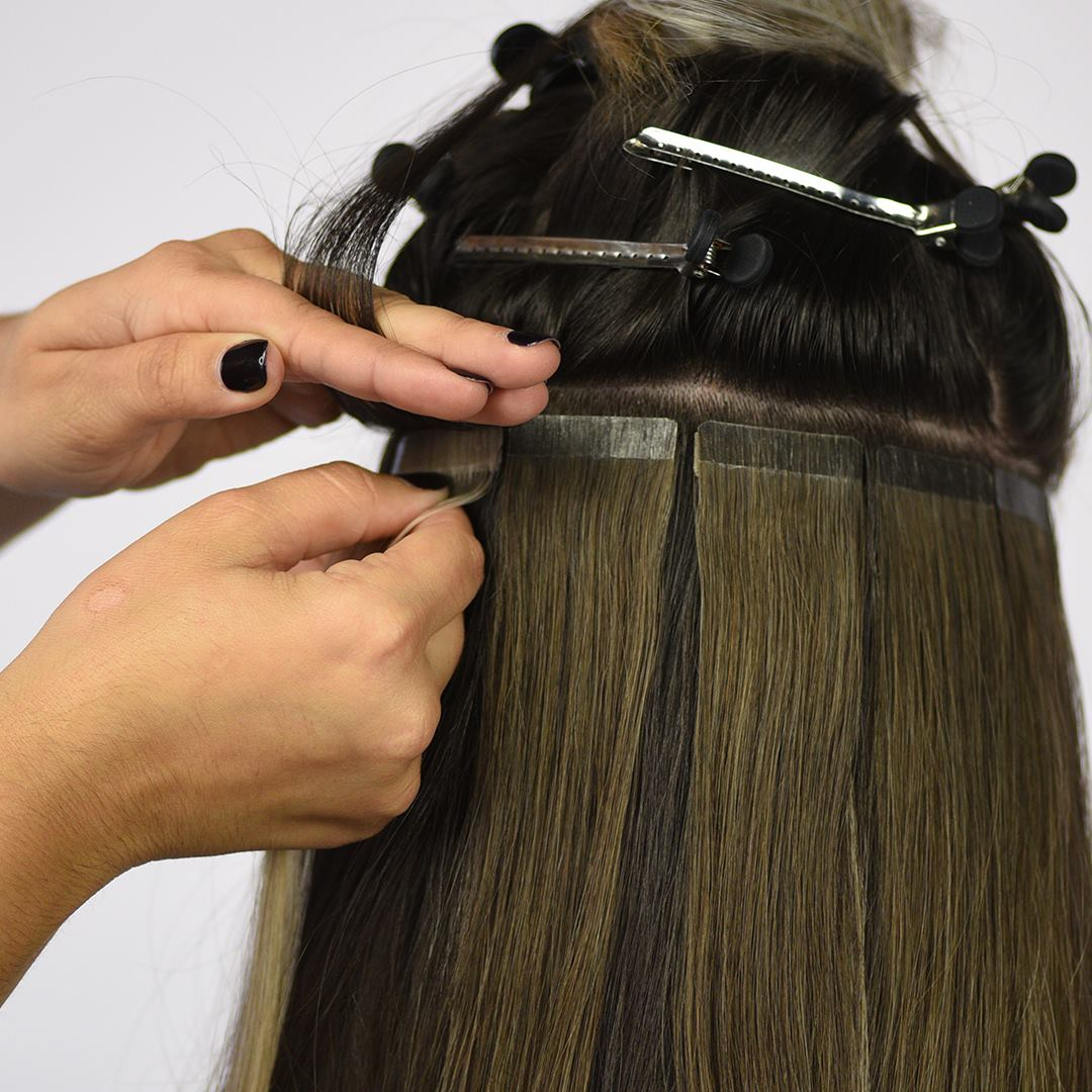 EXAMPLE OF HOT HEAD WEFTS   From $300-$800+  Photo Source: @natalieruzgis