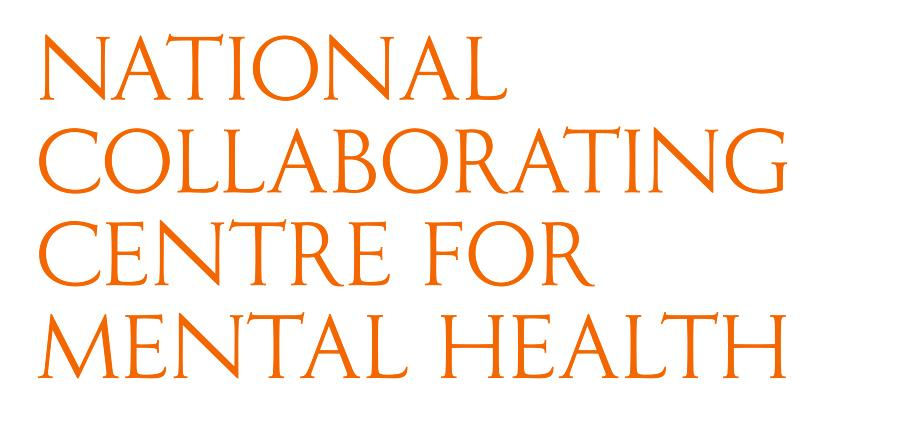 National Collaborating Centre for Mental Health - The National Collaborating Centre for Mental Health (NCCMH) is a collaboration between the Royal College of Psychiatrists and University College London. They develop evidence-based guidance and reviews to support the delivery of high-quality mental health care.