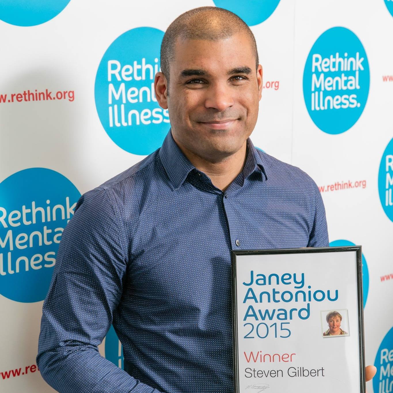 Janey Antoniou Award 2015 from Rethink Mental Illness - The award recognises people who have worked to raise awareness of mental illness, and to improve how people with mental illness are treated.