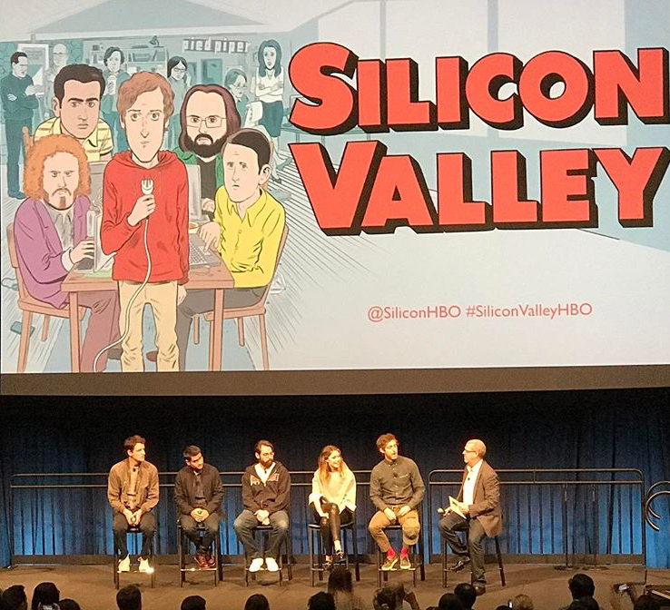 Silicon Valley - Amazon Press Event