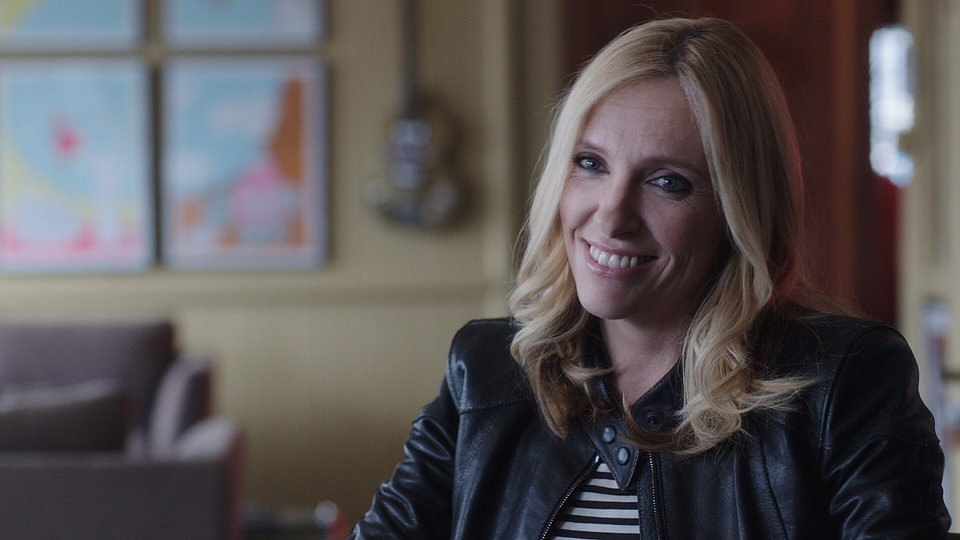 Toni Collette - 'Lucky Them' Feature Film