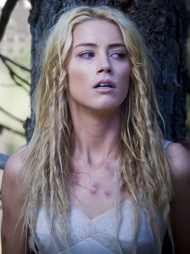 Amber Heard - Extensions