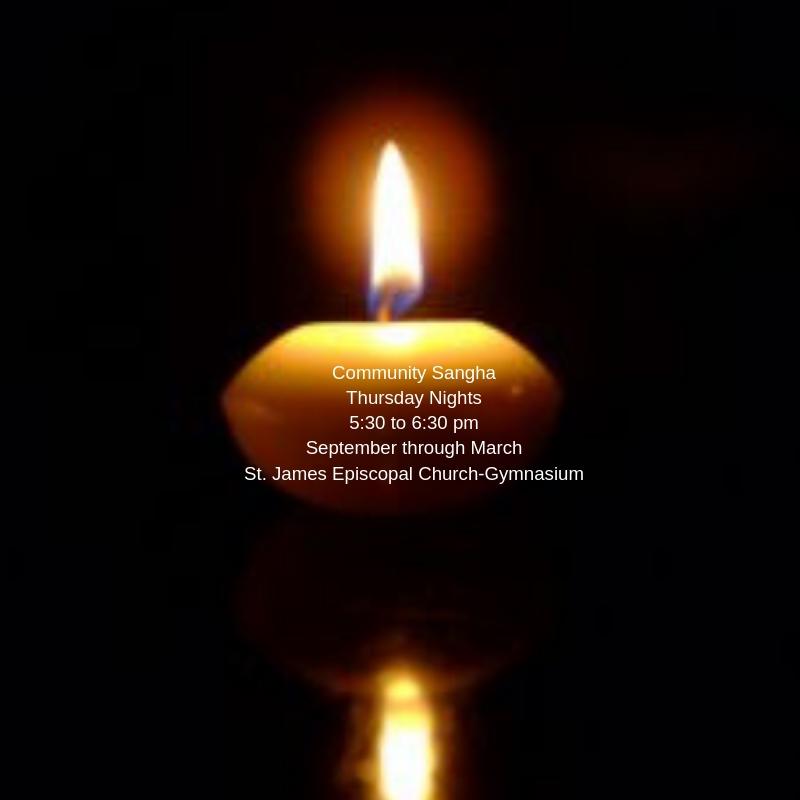 COMMUNITY SANGHA - Namaste' Your Worries Away