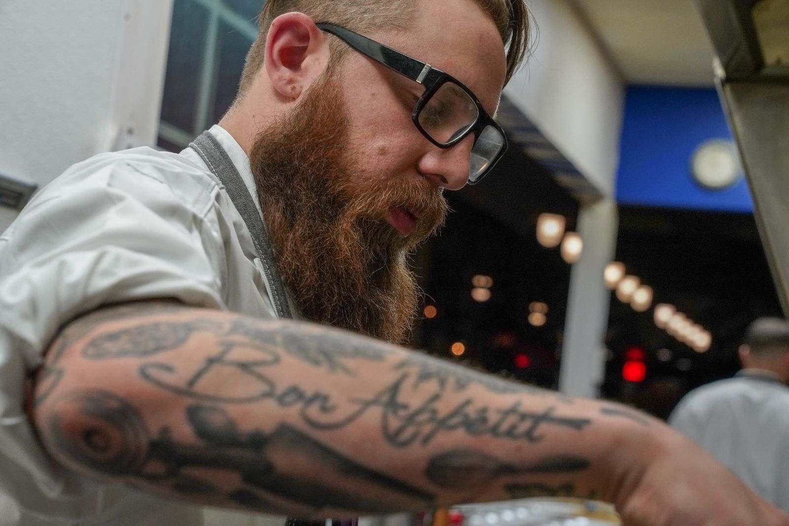 Chef & Owner,  Adam Pawlak