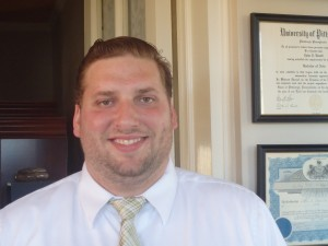 mark Principi - Licensed appraiser trainee. Graduate of Temple University. A native of Bucks County. Mark's family is in the mortgage business.