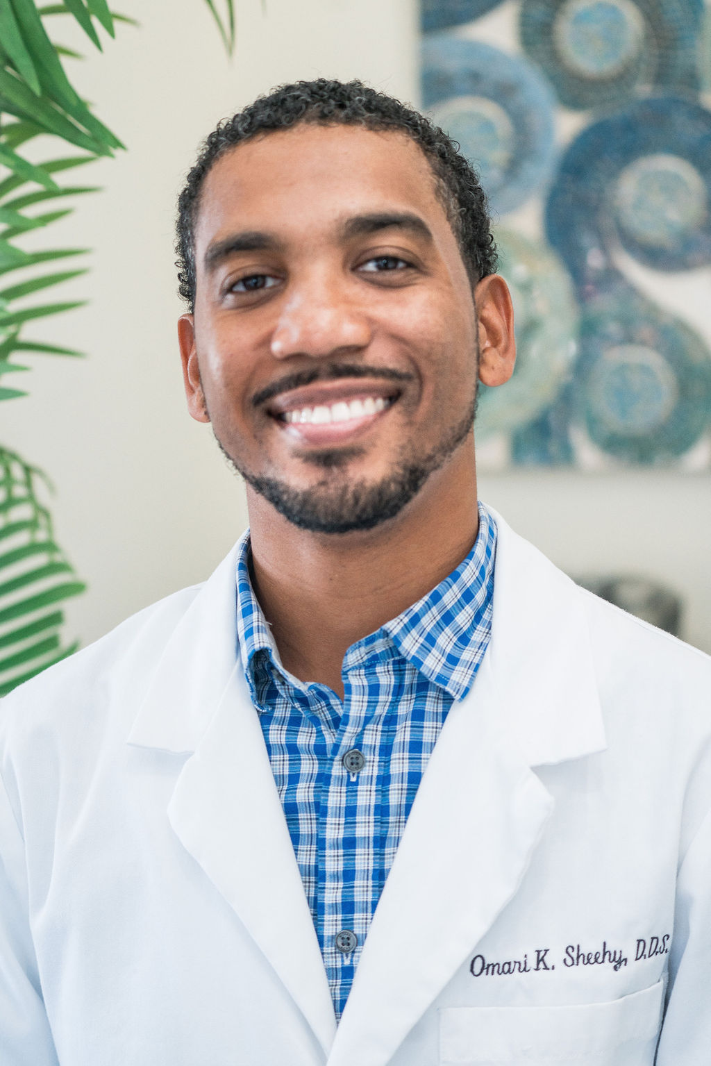 Omari Sheehy, DDS - Dr. O wants to live in a world where relationships matter and every patient comes to the dentist without fear knowing that they will be greeted warmly and treated like family. His family has provided healthcare to the Tampa Bay area for more than 60 yrs. Born in Houston, Tx and raised in Atlanta, Ga, Dr. Sheehy is a die hard sports fan and can be found at Raymond James Stadium on Sundays when he is not biking, running, or hiking.