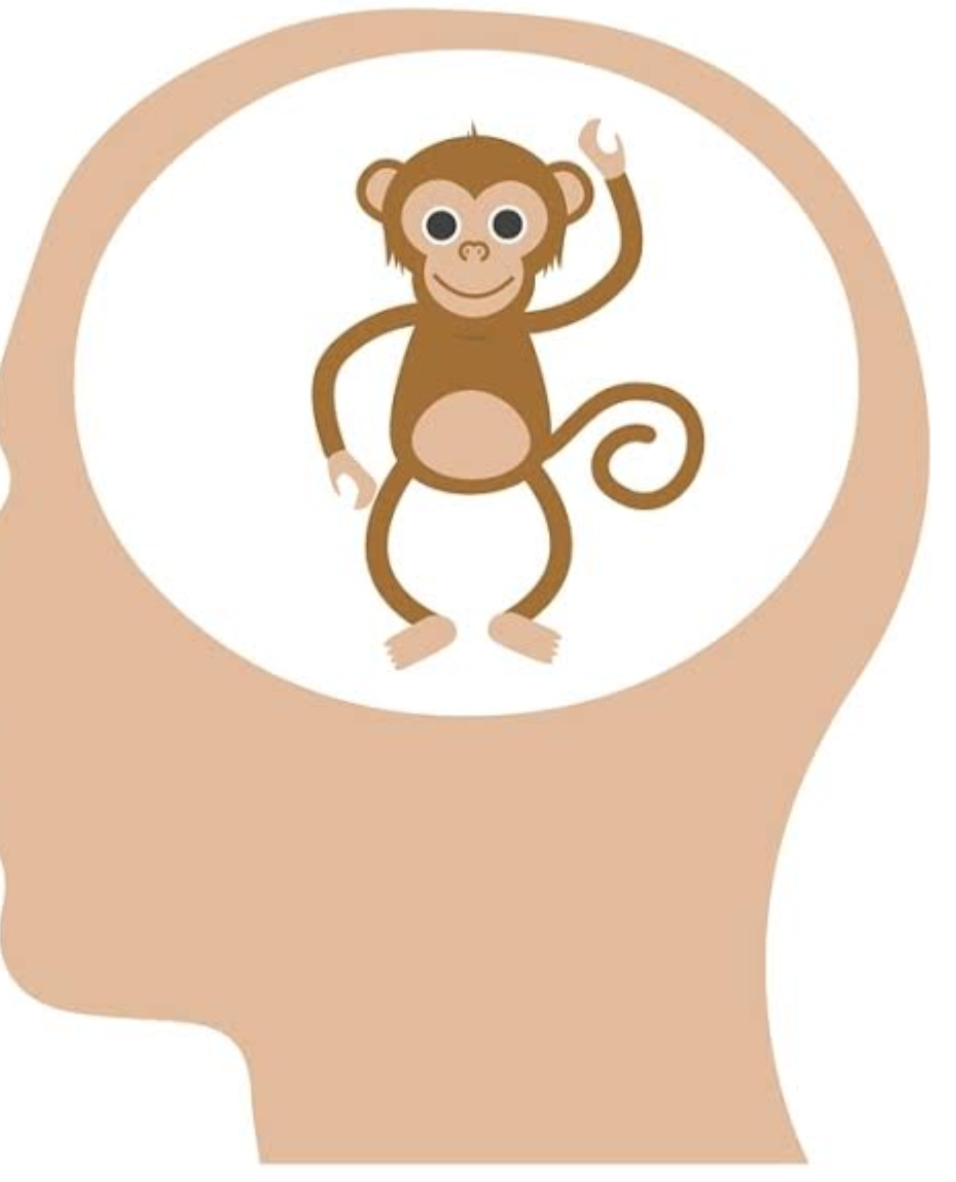 Tanishka has a case of Monkey Brain