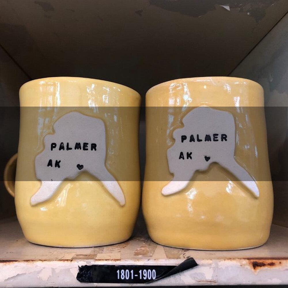 palmer POTTERY -