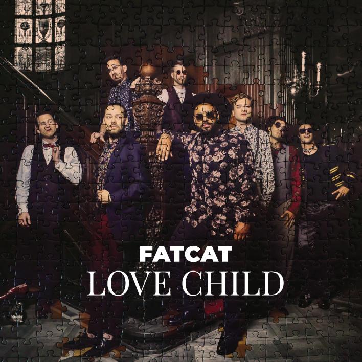 FATCAT Love Child Cover Artwork Press Release