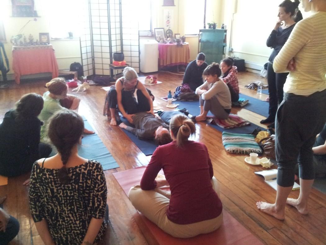 Advanced Continuing Ed for Prenatal Yoga Teachers -