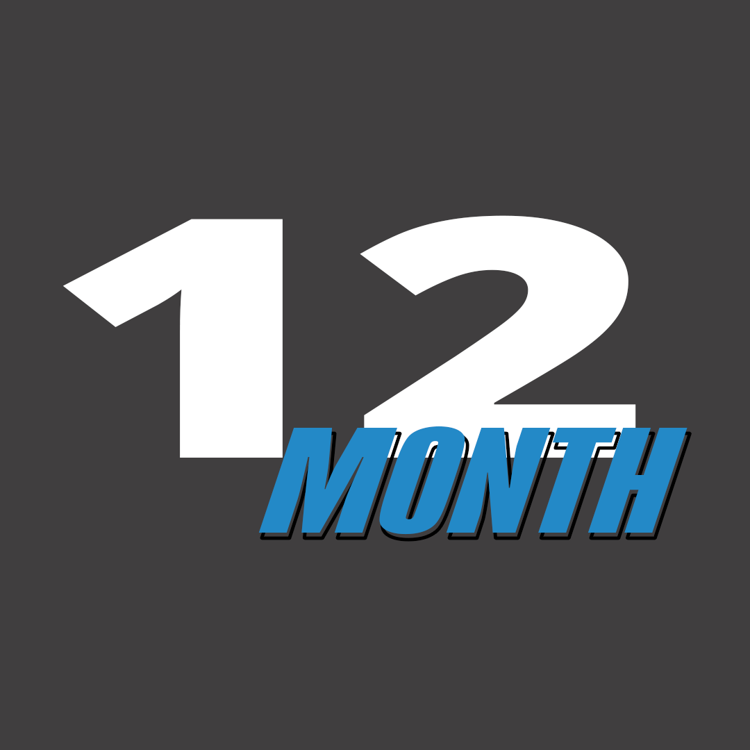 12 month unlimited - $155