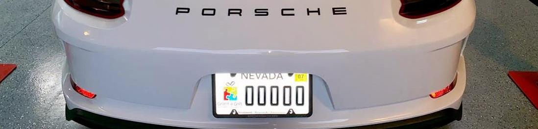 License Plates -