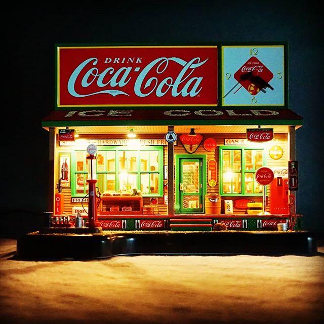 Coca-Cola Auction up and running. Register to bid @ https://ironfishauction.hibid.com/auctions/ or ironfishauction.com #lookingglassmarketplace #midtowncda #coeurdalene #midcenturymodern #vintage #retro #antique #cda #idaho #Id #spokane #postfalls #hayden